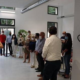 Inauguración del nuevo edificio de la Casa de la Joventut de Mutxamel