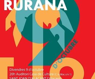 Urbàlia Rurana y Feliu Ventura en los conciertos de este fin de semana organizados por La Cívica – Escola Valenciana