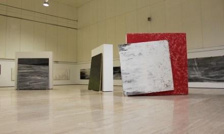 'La imatge vetlada' de Javier Rojo arriba al MUA amb les seues pintures de gran format més recents