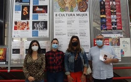 El ciclo '8 Cultura y Mujer' alcanza su cuarta edición en Villena
