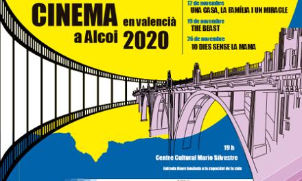 En marcha el ciclo de Cine en Valenciano en Alcoy 2020