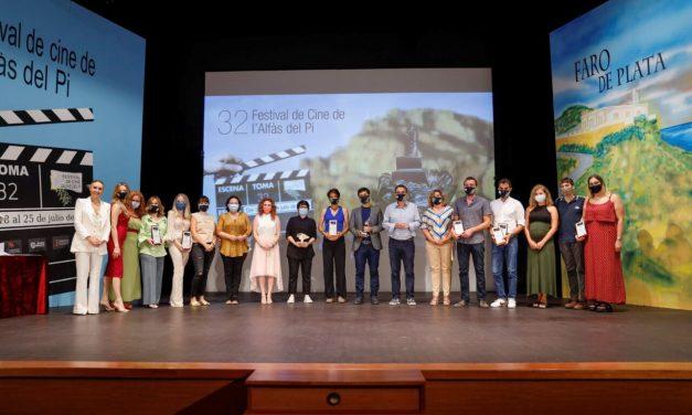 Cuatro cortometrajes premiados en el 32 Festival de Cine de l'Alfàs del Pi han sido preseleccionados para los Goya