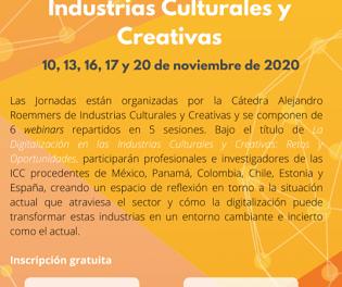 La embajadora de Estonia inaugura las Jornadas sobre Digitalización en Industrias Culturales y Creativas que se celebran en Orihuela