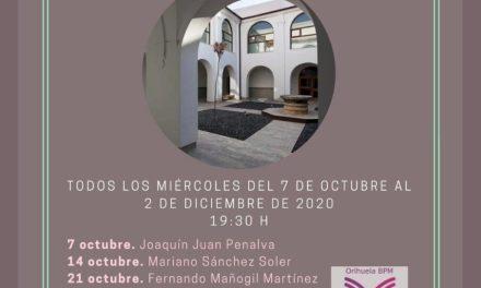"""Julián Montesinos recitará este próximo miércoles en la Biblioteca Pública Municipal """"María Moliner"""" de Orihuela"""