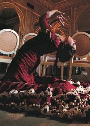 La Moneta posa el fermall d'or al IV Festival de Flamenc de Fundació Mediterráneo