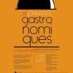 Vuelven las 12ª Jornadas Gastronómicas de Mutxamel del 12 al 22 de noviembre