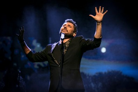 El cantaor Miguel Poveda 'En concert' a l'Auditori de Torrevella