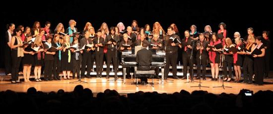 El Concierto de invierno de la Coral cierra la programación cultural de la Universidad de Alicante 2020