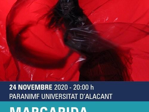 La Universitat d'Alacant commemora el 25 N amb el muntatge teatral Margarida