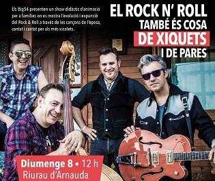"""Aquest diumenge a Xàbia """"El Rock & Roll també és cosa de xiquets"""" (i de pares)"""
