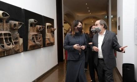 El MUBAG exposa més de 60 obres de la col•lecció de la Diputació d'Alacant per a celebrar el seu aniversari