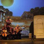 Música, circo y un espectáculo multidisciplinar centran la programación de 'Nadal a l'Arniches'