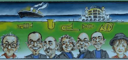 'Un po' di Fellini' del quintet Spanish Brass acosta a Alacant l'univers musical del cinema de Federico Fellini