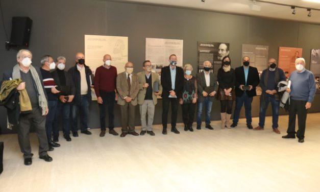 Enrique Cerdán Tato protagoniza el acto anual del Archivo de la Democracia de la Universidad de Alicante