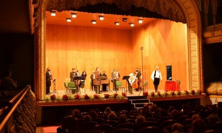 El Gran Teatre d'Elx rep el 2021 amb una òpera en concert