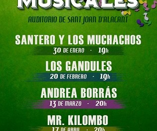 Píldoras Musicales, un remedio musical en Sant Joan en plena pandemia