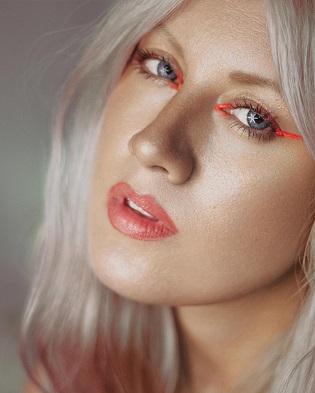 """Noemi Nohales: """"El maquillaje artístico en moda me ha permitido una importante libertad de creación"""""""