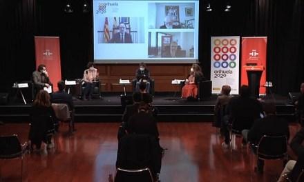 Presentación del Fórum Orihuela 2020 en el Instituto Cervantes y listado de los 20 finalistas a la copa España Creativa