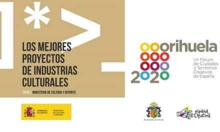El Fórum Orihuela 2020 se presenta en el Instituto Cervantes de Madrid y se darán a conocer los 20 finalistas a la Copa España Creativa