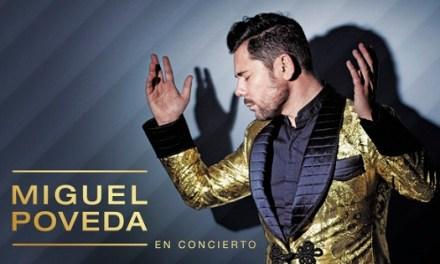 L'Auditori de Torrevella comunica la nova data del concert de Miguel Poveda