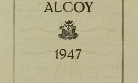 BIVIA d'Alcoi comença la difusió de les obres del patrimoni bibliogràfic local en domini públic
