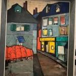 Donan ocho cuadros de Ramón Castañer al Ayuntamiento de Alcoy