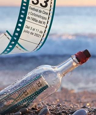 Presentación del cartel del 33º Festival de Cine de l'Alfàs