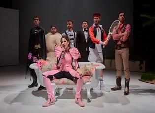 La companyia Teatro en Vilo estrenarà Man-Up en el Teatre Arniches el 12 de febrer