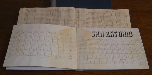El Archivo Municipal de Alcoy restaura y digitaliza los registros históricos del cementerio