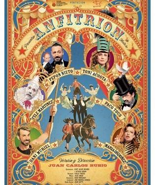 "Se suprimeix la funció de ""Anfitrión"" del diumenge 28 en el Teatre Principal"