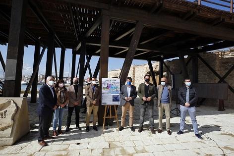 Presentado el proyecto de rehabilitación del conjunto histórico de las Eras de la Sal de Torrevieja