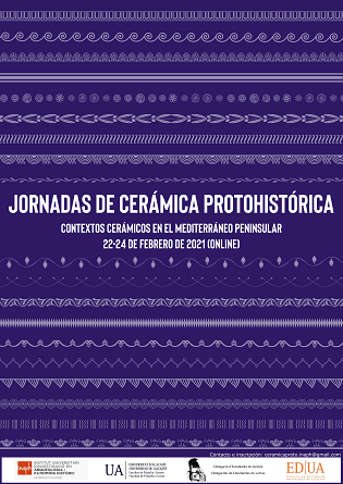 Experts en ceràmica protohistòrica aportaran el seu coneixement en les jornades que comencen dilluns a la Universitat d'Alacant