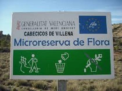 Medi Ambient de Villena planteja incrementar la protecció de Sierra Salinas, Cabecicos i Saler amb la seua declaració de Zona d'Especial Conservació (ZEC)