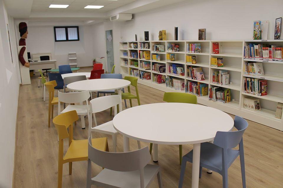 Las bibliotecas de Alcoy recuperarán las salas de estudio, el servicio de prensa y las actividades de fomento lector