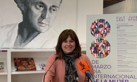 La regidoria de Cultura d'Oriola presenta la seua programació per al Dia Internacional de la Dona