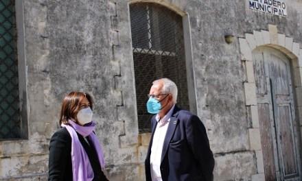 Dénia projecta crear un espai relacionat amb la memòria històrica en l'antic escorxador municipal