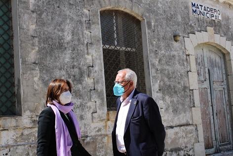 Dénia proyecta crear un espacio relacionado con la memoria histórica en el antiguo matadero municipal