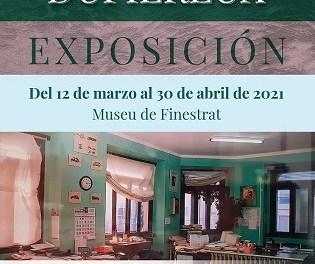 Philippe Dupiereux vuelve con una exposición en el Museu de Finestrat