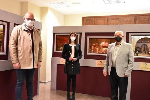 El museu ʻCasa del Belén' d'Elx recupera l'exposició de Diorames de la Passió