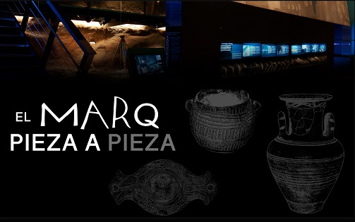 El MARQ consolida la seua aposta digital amb nous continguts sobre el patrimoni arqueològic alacantí