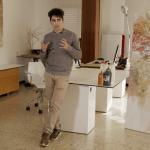 La exposición Defiance del artista Jaume Cremades se exhibe ya en la Fundación Mutua Levante de Alcoy
