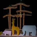 La Casa de la Cultura de Villena acoge 'Orfeo y Eurídice', un espectáculo infantil con títeres que adapta el mito clásico