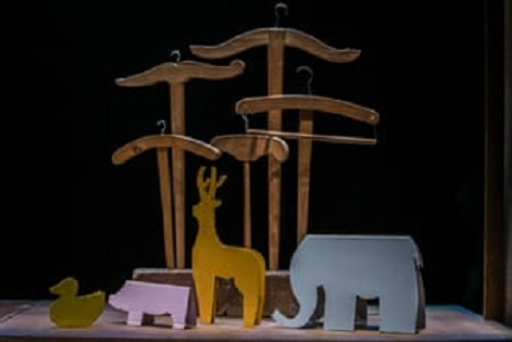 La Casa de la Cultura de Villena acull 'Orfeu i Eurídice', un espectacle infantil amb titelles que adapta el mite clàssic