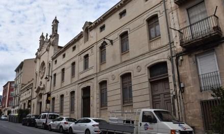 L'Ajuntament d'Alcoi projecta restaurar l'antic Asil d'El Camí per a acollir la pinacoteca dedicada a la pintura alcoiana