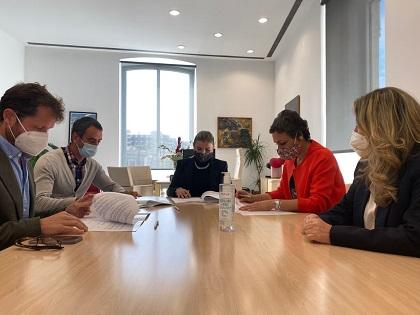 El Patronat de Turisme d'Alacant signa un conveni de col·laboració amb el sector per a promocionar els esdeveniments musicals