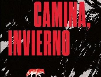 """Cristian Reche Lillo i la seua obra """"Camina, Invierno"""" que és un thriller noir"""