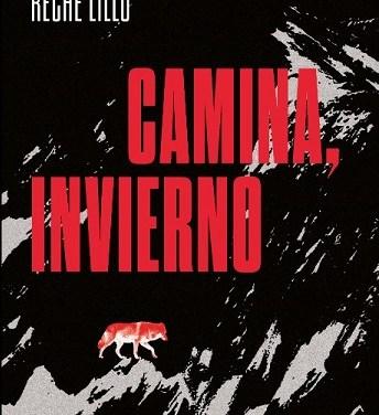 """Cristian Reche Lillo  y su obra """"Camina, Invierno"""" que es un thriller noir"""
