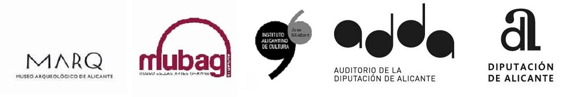 Agenda cultural de la Diputación de Alicante del 12 al 18 de abril