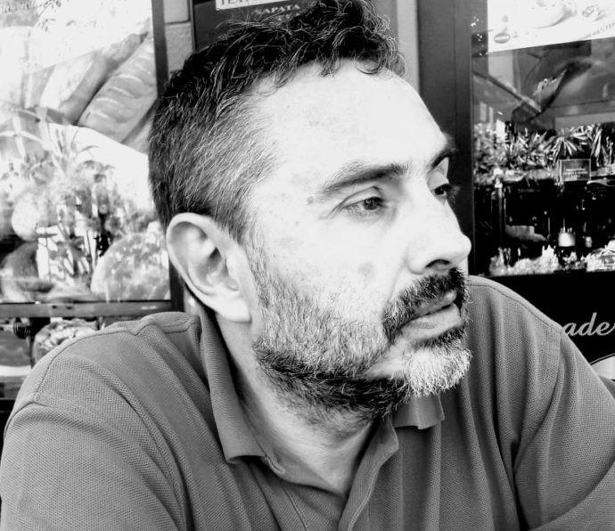 Cruzamos el Puente de los Espejos con… Luis Miguel Sanmartín: Cartografía del margen