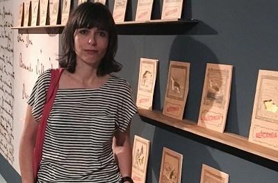 L'artista Luisa Pastor presenta a la Casa Bardín el seu últim projecte expositiu comissariat per Pilar Tébar